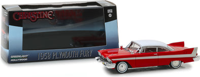 1:43 Christine (1983) - 1958 Plymouth Fury