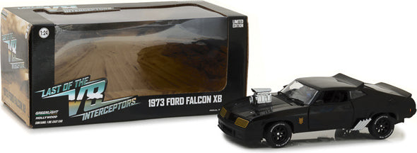 1:24 Last of the V8 Interceptors (1979) - 1973 Ford Falcon XB