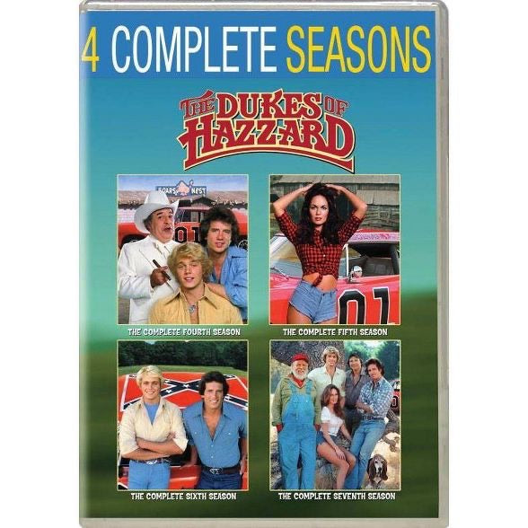 The Dukes of Hazzard: Seasons 4-7 (DVD)