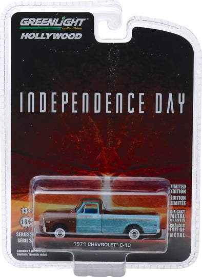 1:64 Independence Day (1996) - 1971 Chevrolet C-10