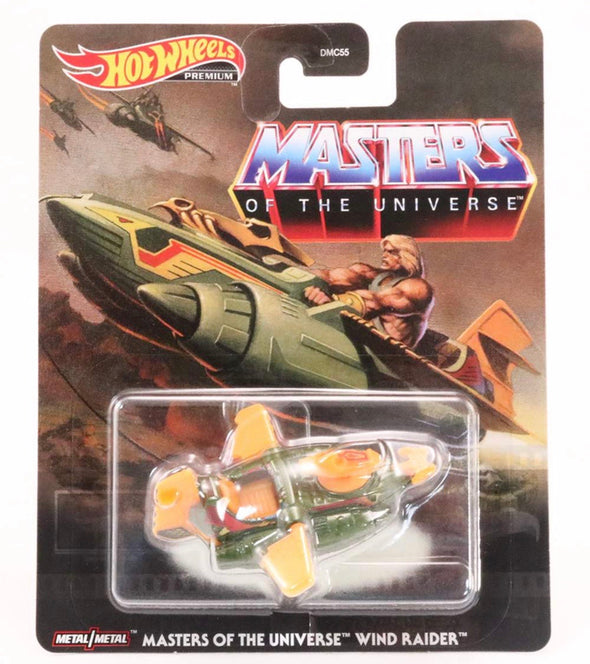 1:64 Masters of the Universe Wind Raider