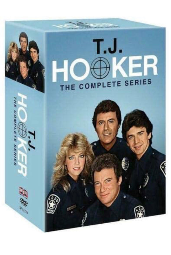 T.J. Hooker: The Complete Collection DVD