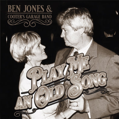 "Autographed Ben Jones CD ""PLAY ME AN OLD SONG"""