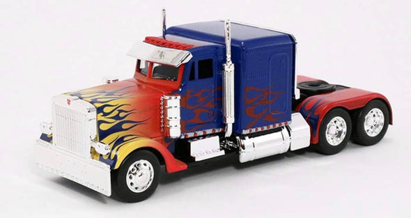 "1:50 5½"" Transformers 1 - Peterbilt 379 Optimus Prime"