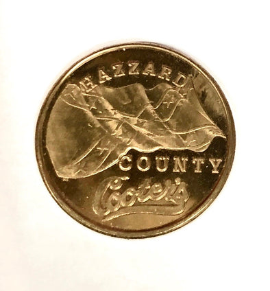 Confederate Flag Nashville Collector Coin