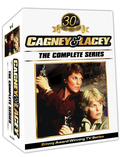 Cagney & Lacey- The Complete Series DVD