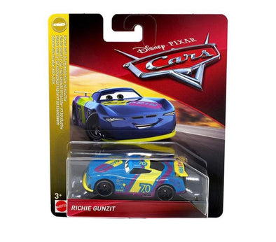 1:55 Cars 3 - Richie Gunzit - Next Gen Gasprin