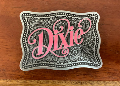 Dixie Belt Buckle