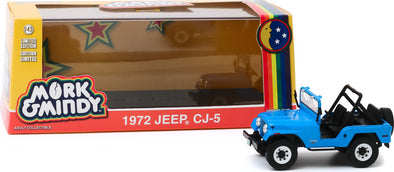1:43 Mork & Mindy (1978-82 TV Series) - 1972 Jeep CJ-5