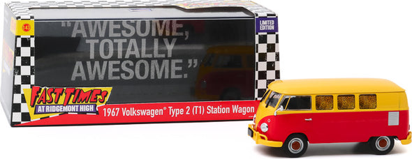 1:43 Fast Times at Ridgemont High (1982) - 1967 Volkswagen Type 2 (T1) Station Wagon