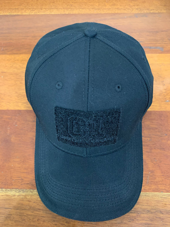 Cooter's Garage Velcro (Black) Adjustable Hat