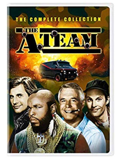 The A-Team: The Complete Collection DVD