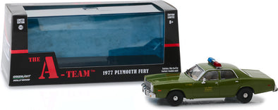 1:43 The A-Team (1983-87 TV Series) - 1977 Plymouth Fury U.S. Army Police