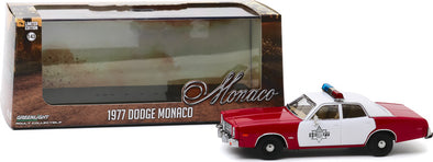 1:43 Scale 1977 Dodge Monaco Finchburg County Sheriff