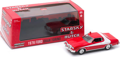 1:43 Starsky and Hutch (TV Series 1975-79) - 1976 Ford Gran Torino