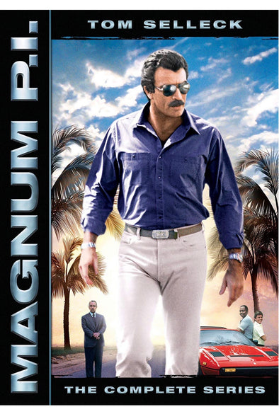 Magnum P.I.: The Complete Series DVD