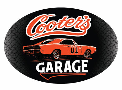 Cooter's Classic Oval Sticker