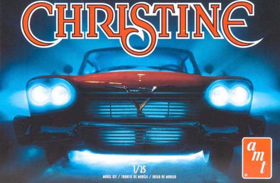 1:25 Christine 1958 Plymouth (Model Kit)