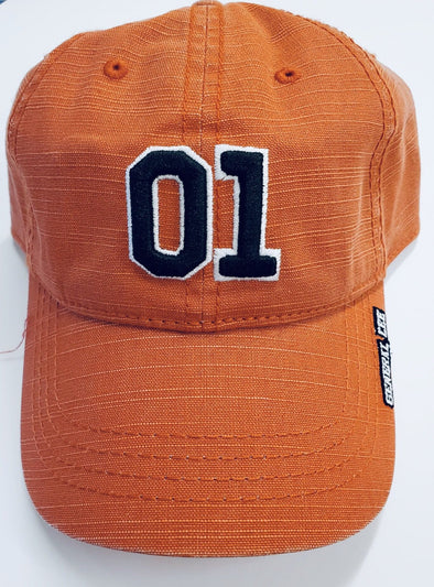 Cooter's 01 Canvas Hat Orange