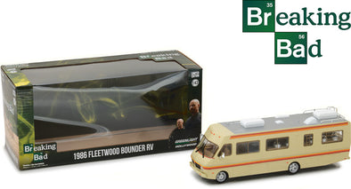 1:43 Breaking Bad (2008-13 TV Series) - 1986 Fleetwood Bounder RV