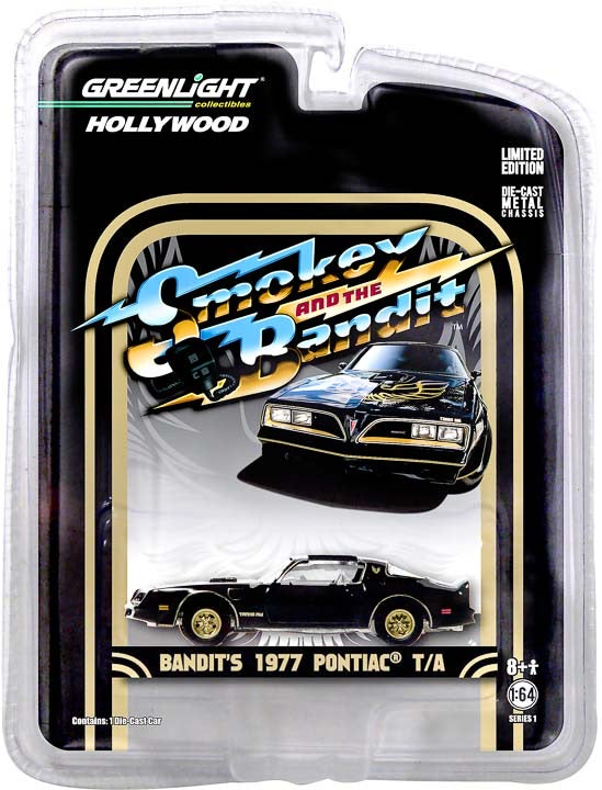 1:64 Smokey and the Bandit (1977) - 1977 Pontiac Trans Am