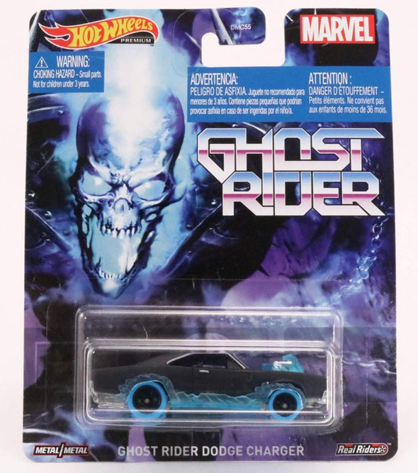 1:64 Ghost Rider Dodge Charger