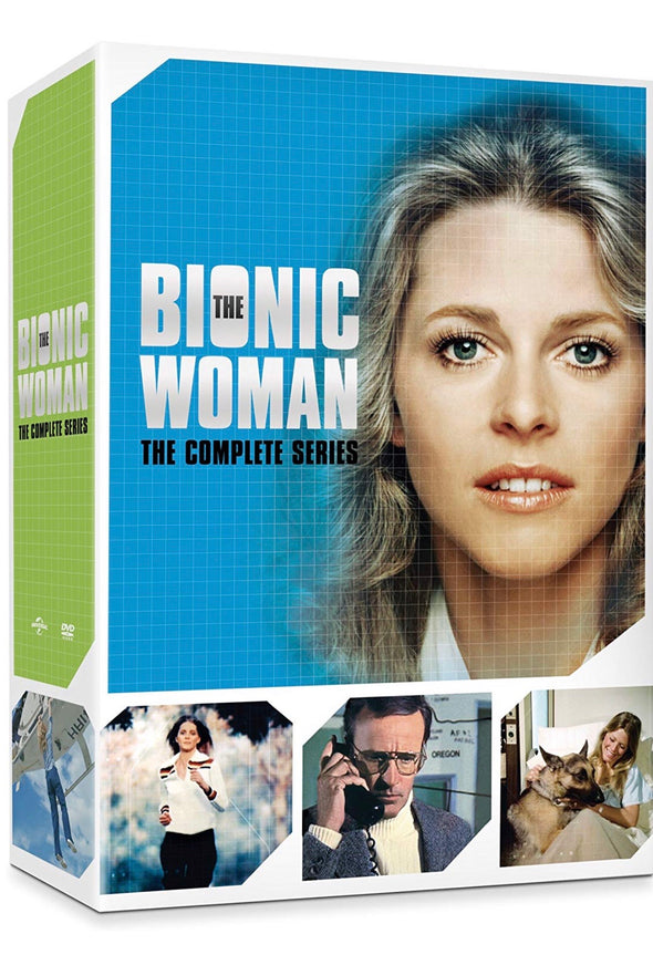 The Bionic Woman: The Complete Series DVD