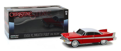 1:24 Christine (1983) - 1958 Plymouth Fury (Evil Version with Blacked Out Windows)