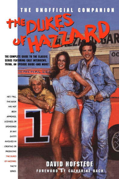 The Dukes of Hazzard: The Unofficial Companion (Paperback)