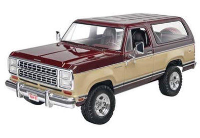 1:25 1981 Dodge Ramcharger (Model Kit)