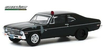 1:64 Hollywood Series 28 - Hunter (1984-91 TV Series) 1969 Chevrolet Nova
