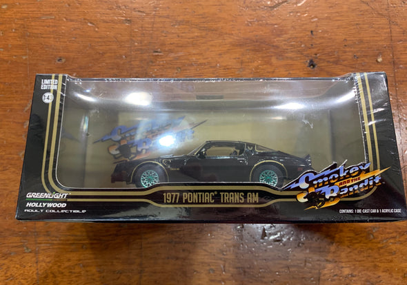 GREENIE 1:43 Smokey and the Bandit (1977) - 1977 Pontiac Firebird Trans Am