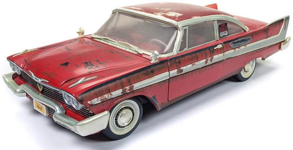 "1:18 Christine® 1958 Plymouth ""For Sale Dirty Version"""