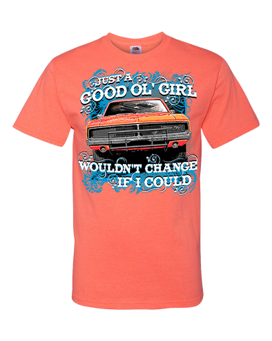 Youth Cooter's Good Ol' Girls, Wouldn't Change If I Could T-Shirt