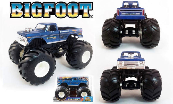 1:24 Monster Truck - Bigfoot 4x4x4 (Blue)