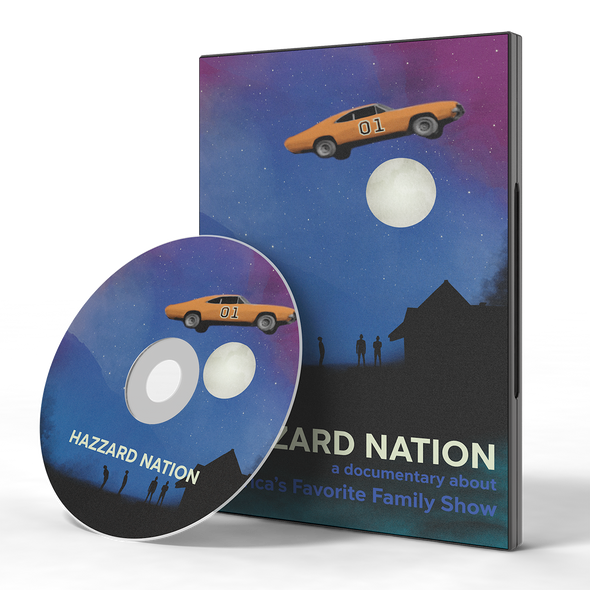 "Autographed ""Hazzard Nation"" Documentary by Ben Jones DVD or Blu-ray"