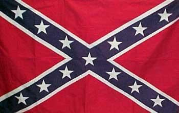 Confederate Pillow Case
