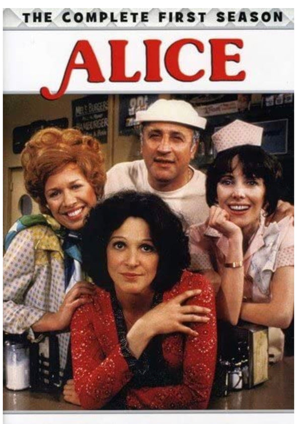 Alice: The Complete First Season DVD