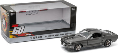 "1:24 Gone in Sixty Seconds (2000) - 1967 Ford Mustang ""Eleanor"""