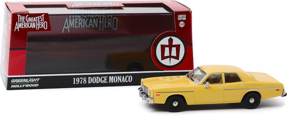 1:43 The Greatest American Hero (1981-83 TV Series) - 1978 Dodge Monaco