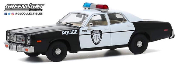"1:43 1977 Dodge Monaco ""Police Department City of Roseville"""