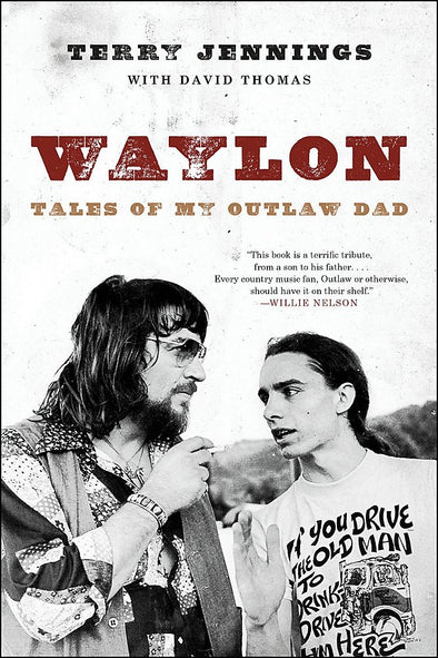 Waylon: Tales of My Outlaw Dad (Paperback)