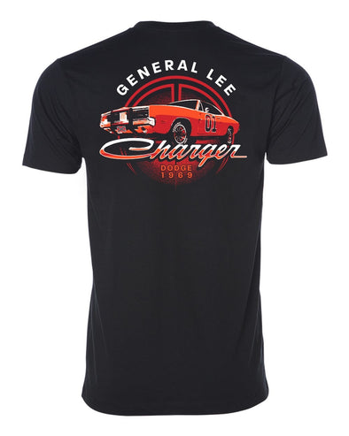 Cooter's General Lee T-Shirt Black