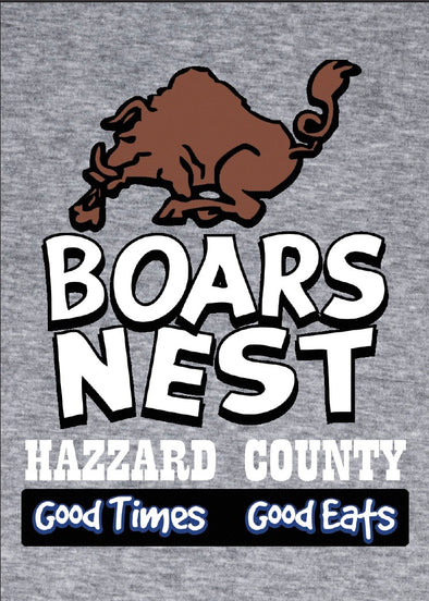 Magnet Boars Nest (grey)