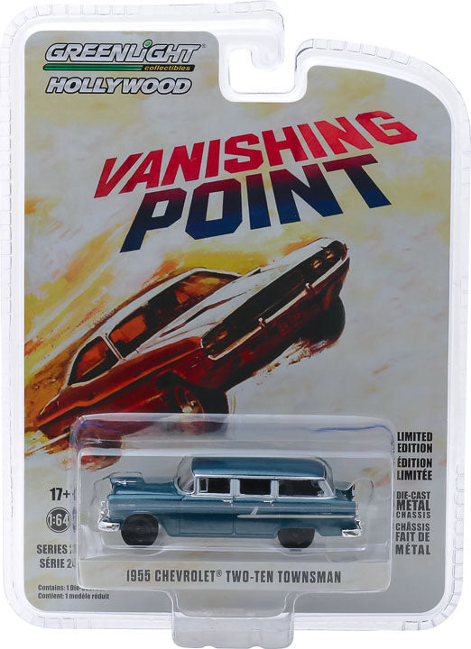 "1:64 Vanishing Point (1971) - 1955 Chevrolet Two-Ten Townsman ""Just Married"""