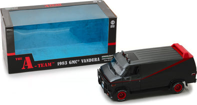 1:18 The A-Team (1983-87 TV Series) - 1983 GMC Vandura
