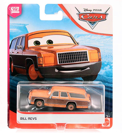 1:55 Cars 2019 - Bill Revs