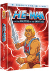 He-Man and the Masters of the Universe: The Complete Original Series DVD