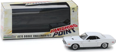 PRE-ORDERS ONLY 1:43 Vanishing Point (1971) - 1970 Dodge Challenger R/T