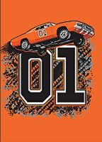 Magnet General Lee Jumping 01